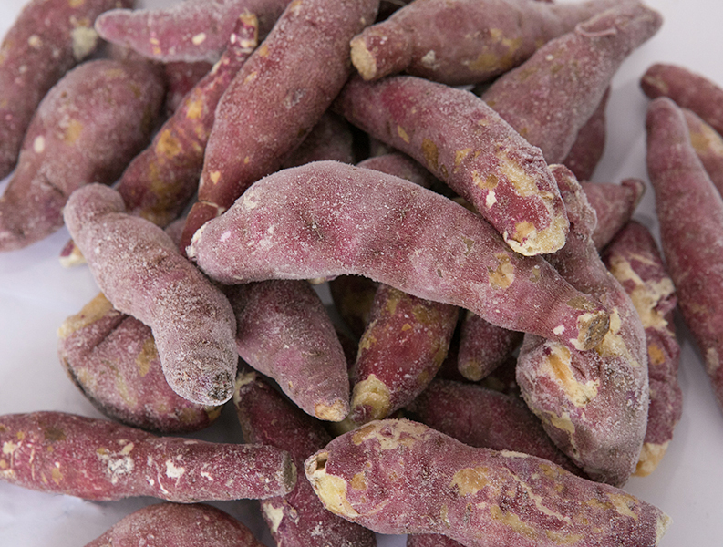 Sweet potato-tops the list of anti-cancer vegetables